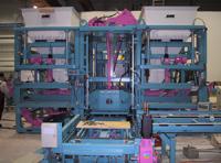 SMART - Line     Maschine mit Bretttransport