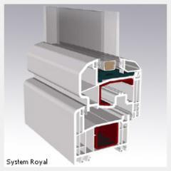 Fenster System Royal