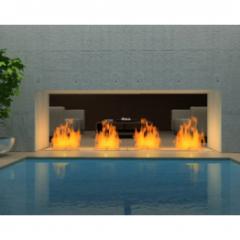 Bioethanol Kamin Fire Box