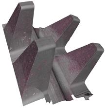Wälzfräsermessung mit dem IF-EdgeMasterHOB 3D