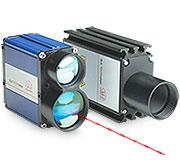 Laser-Distanz-Sensoren für große Entfernungen