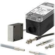 Optische Mikrometer mit Lichtleiter