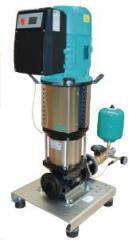 Wilo-Comfort-Vario COR-1 Helix VE.../VR Hocheffiziente, anschlussfertige Wasserversorgungsanlage