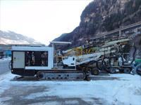 Hydr. Drill rig, Deilmann Haniel, BTR L2