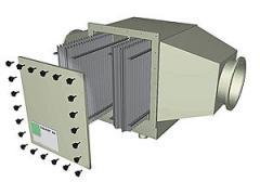 Kappa MTA Abluftreinigungs- und Luftaufbereitungszentrale