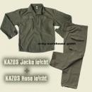 Kampfanzug BH leicht KAZ03, gebraucht