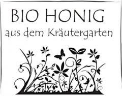 Bio-Honig aus dem Kräutergarten