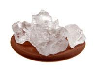 HALITE Diamant Kristallsalz aus dem Himalaya 1.