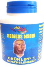 Medicus Maori Grünlipp 5 Muschelenergie