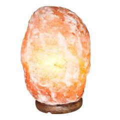 Salzlampe 6,5-10 kg elektr.m.r.Fuß