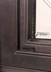 BronzeHolz-Fenster