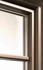 Fenster Silber Passiv