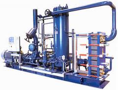 Flüssigkeitskühlung  Kaltwassersätze Typ LCU