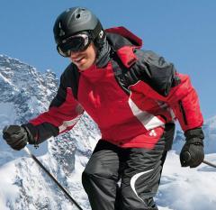Herren-Ski-Jacke