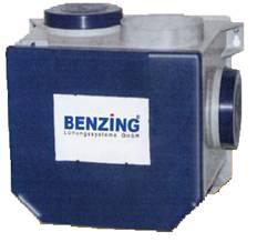 Lüftungsgeräte ohne Wärmerückgewinnung CVE 66
