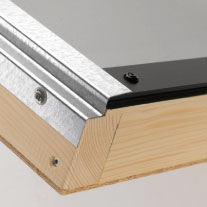 DOMA flex Holz Großflächenkollektoren