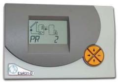 Einfache Solarregelung ESR31