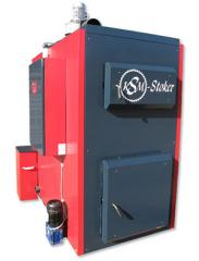 KSM-Multistoker Biomassekessel XL 145-360 kW