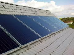 Thermischen Solaranlagen