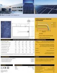 Marken-Hochleistungs Solarmodul