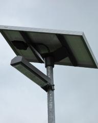 Worksun solare LED-Außenleuchte