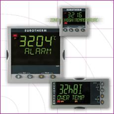 Anzeige- und Alarmgeräte der Serie 3200i