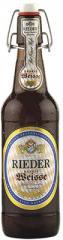 Bier Rieder Dunkle Weisse