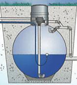 Regenwassertanks aus GFK