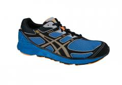 Schuhe Asics Gel Suto navy orange black