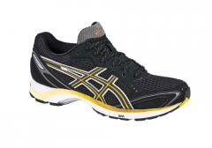 Schuhe Asics Gel Sayomi W black onyx yellow