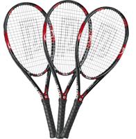 Tennisschläger 3 x Pro's Pro Mars 900