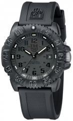 Uhren Luminox Serie 3051 Black Out