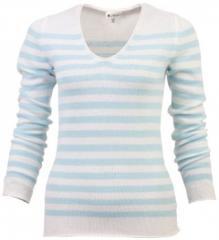 Damen Pullover Stripes