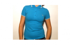 Polo-Shirt Fred Perry Twin Pipped
