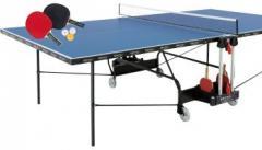 Tischtennistisch + Schläger Take Off