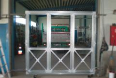 Stahlportale