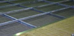 Fußboden-Systeme für Zelte