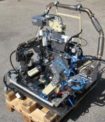 Wechselprüfpaletten für Motoren