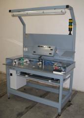 Mess- und Prüfmaschinen