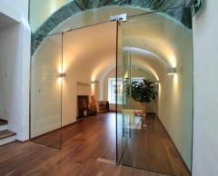 Sonderkonstruktionen aus Alu und Glas