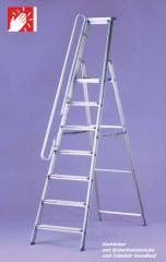 Stufenleitern Lila Serie