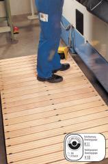Sicherheits-Holzlaufrost Bison