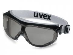 Uvex carbonvision Vollsicht-Schutzbrille