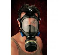 3M Atemschutz-Vollmaske 607, ohne Filter, gemäß EN