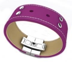 Lederarmband, ST001 Armband Sommer - Farben