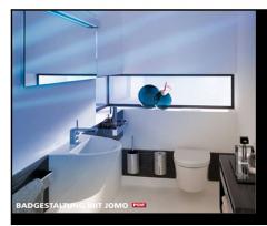 JOMO – Die Sanitärmarke der Werit Gruppe