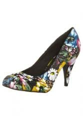Pumps OHOH - black/brushed floral