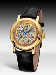 Uhren Perigaum Squelette Automatik P-0506-GG