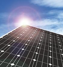 Photovoltaik-Systeme für Flachdächer