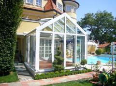 Wintergärten - ein Hauch von Luxus!